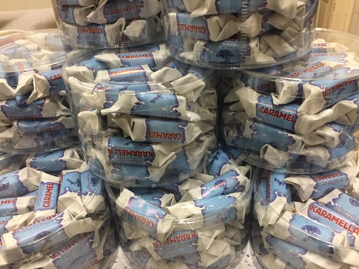 Diabetic Creamy Toffees just packed tó be making for amazon.co.uk (after labelling ofc).....