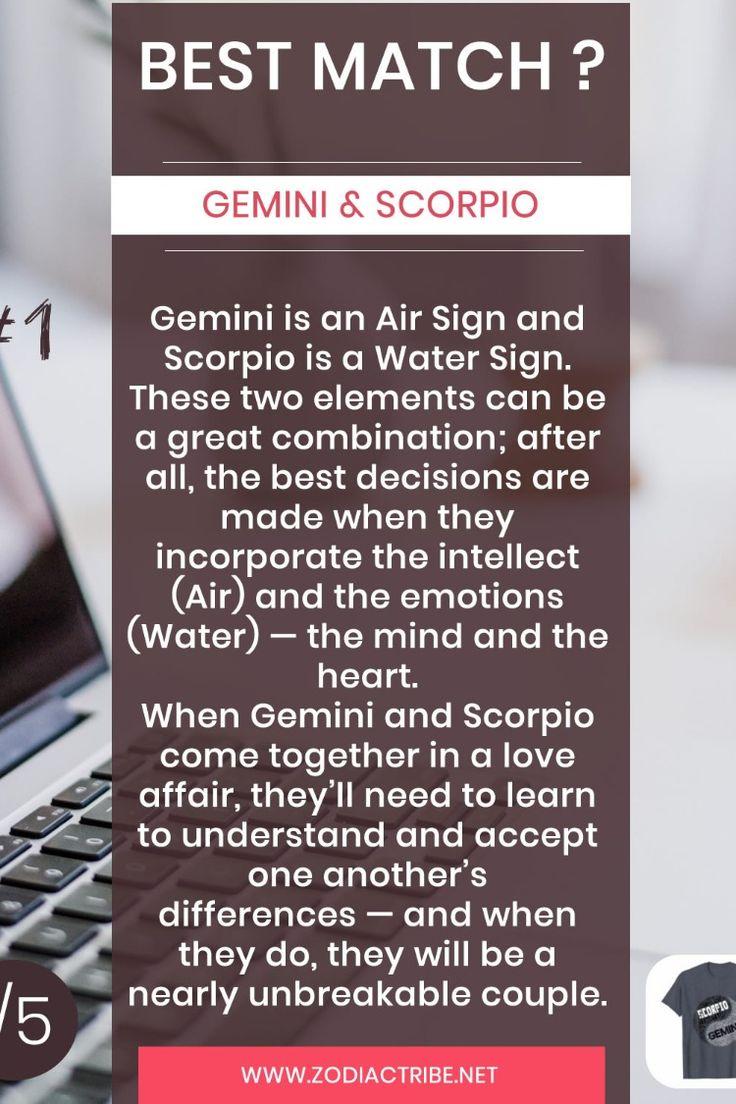Gemini and Scorpio compatibility in 2021 | Gemini and