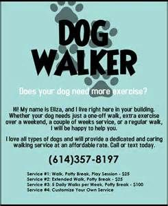 Good Ideas For Dog Walking Business Names
