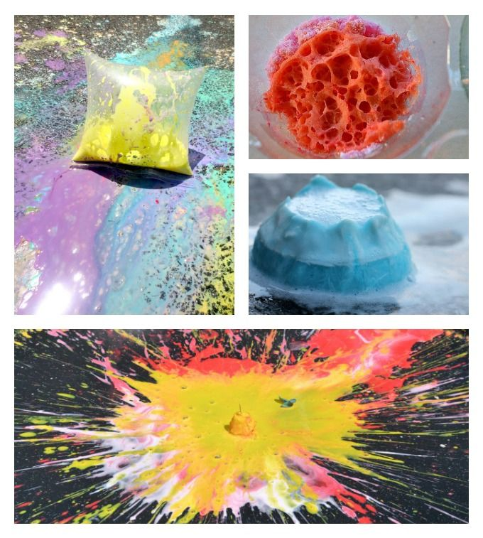 15 Science Experiments that POP, FIZZ and CRACKLE | Perfect alternative or addition to fireworks for the 4th of July