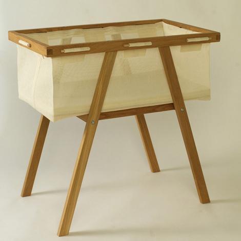 Baby cribs | Eco bedrooms | Organic nursery furniture | Nursery interiors --- Natural Mat