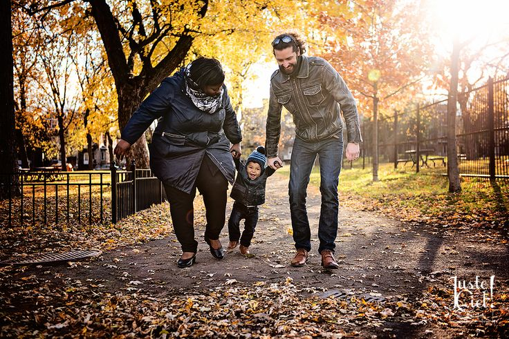Spectacular Montreal fall day Montreal family photographer www.justeciel.ca