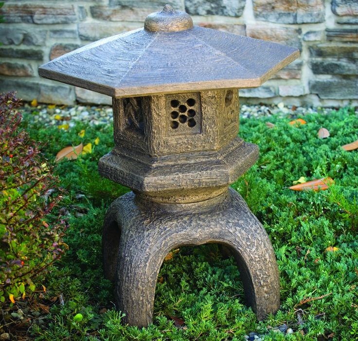 Extra Large Stone Pagoda Garden ornaments, Chinese