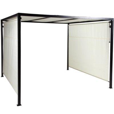 les 25 meilleures id es de la cat gorie rideaux pour tonnelle sur pinterest tonnelle avec. Black Bedroom Furniture Sets. Home Design Ideas