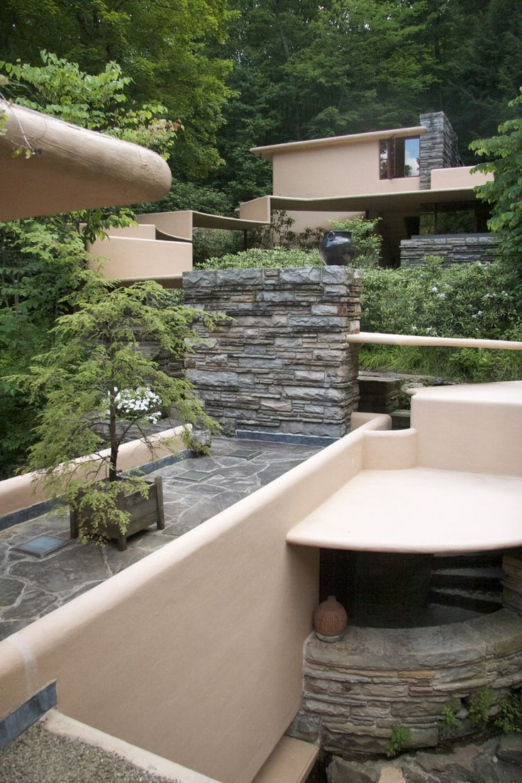 Mind Your Knitting | Custom Home Magazine | Architecture, Design, History, Architects, Designers, Fallingwater, Arts & Crafts movement, Frank Lloyd Wright, Spike Wolff, John Ruskin, William Morris, C.R. Ashbee, Carnegie Mellon University, Museum of Modern Art, Western Pennsylvania Conservancy, School of Architecture at Taliesin, Pennsylvania
