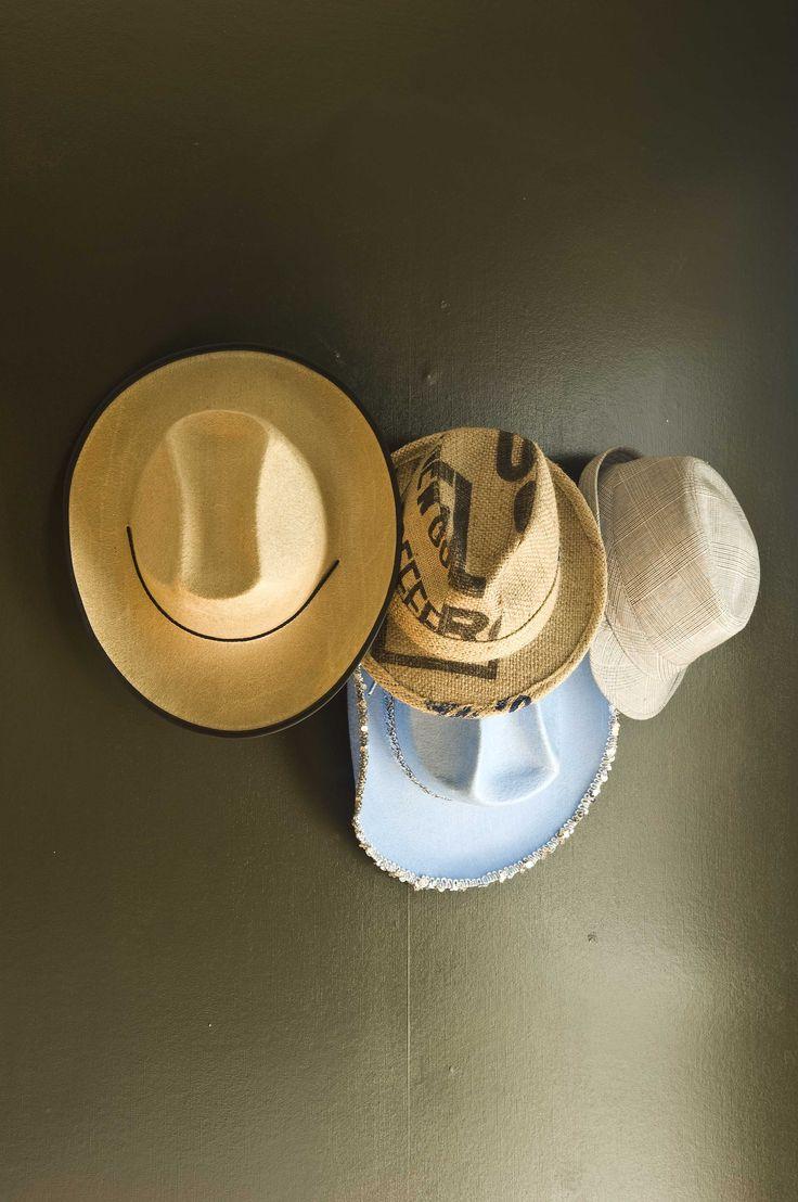 Hallway Hats