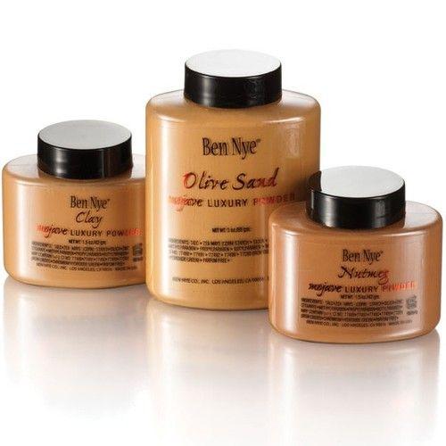 Ben Nye Mojave Luxury Powder