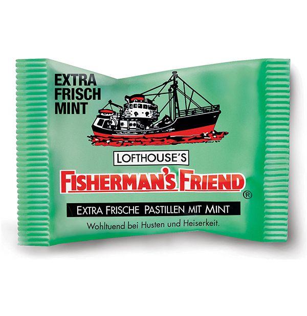 Fishermans Friend Mint Display