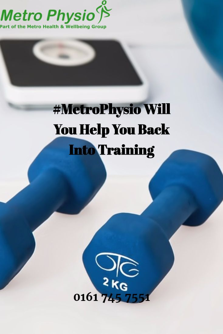 #MetroPhysio Will You Help You Back Into #training  #physiotherapist #pain #rehabilitation #injuryprevention #Physiotherapy