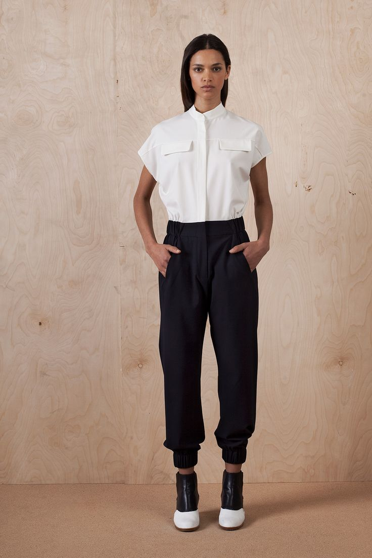 Zero + Maria Cornejo Pre-Fall 2015 - Collection - Gallery - Style.com