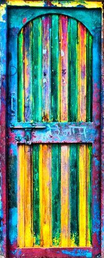 #color #door #portal