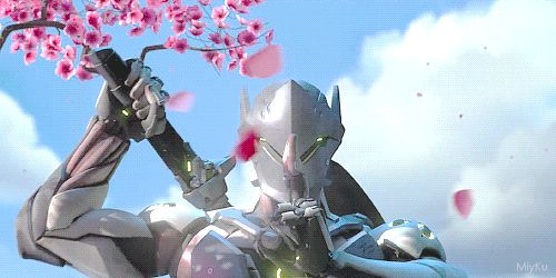 """genji overwatch ,,We are harmony"""""""