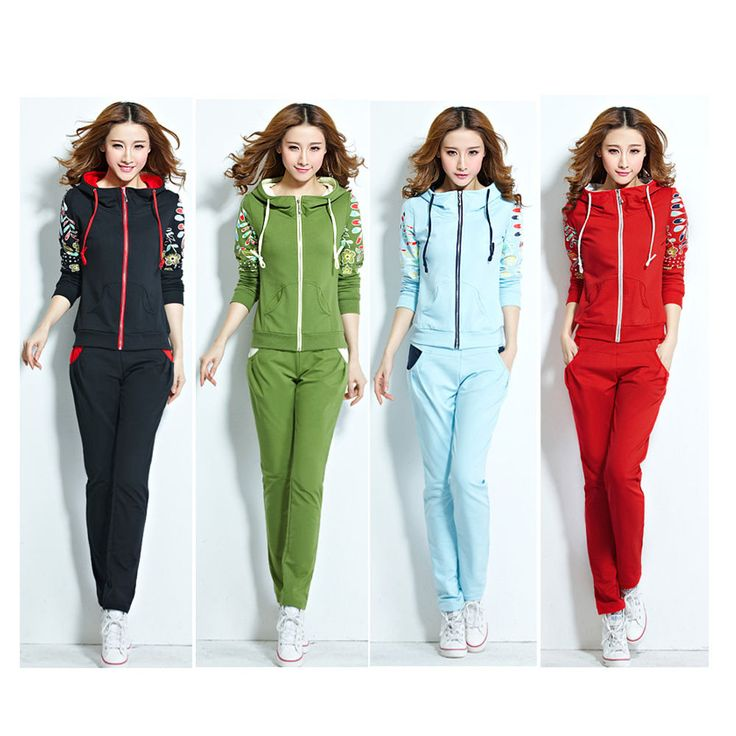 Ethnic Women's Sport Suits Running Tracksuit Hooded Hoodie Sweat  Casual Pant  #Unbranded #TracksuitsSweats #Casual