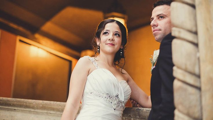 Spirale Banquet and Conference Centre Wedding | Melissa and James | An elegant Greek wedding that bore testimony to a well-known Greek myth #torontoweddingvideographer #weddingvideo #wedding ~ http://www.focusproduction.ca/wedding-photography-videography/melissa-james/
