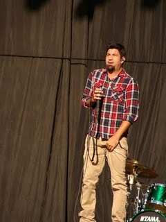 Deftones, Reading Festival, Chino Moreno