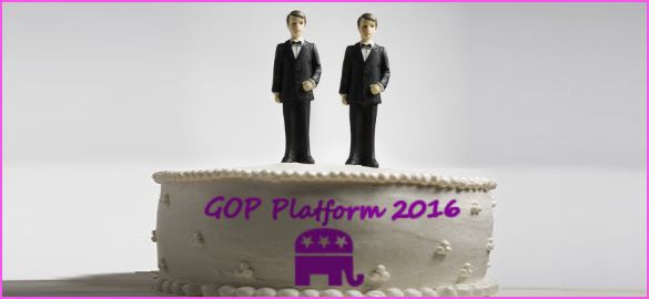 GOP Donors Want the Republican Party Platform to Embrace Same-Sex Marriage April 04, 2016 http://www.rushlimbaugh.com/daily/2016/04/04/gop_donors_want_the_republican_party_platform_to_embrace_same_sex_marriage