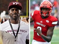 Mike Vick: Louisville's Lamar Jackson closest I've seen to me