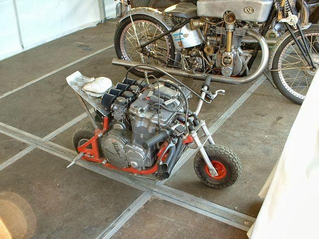 Mini Bike Plans - WoodWorking Projects & Plans