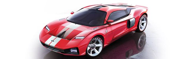 Ford GT Design Concept