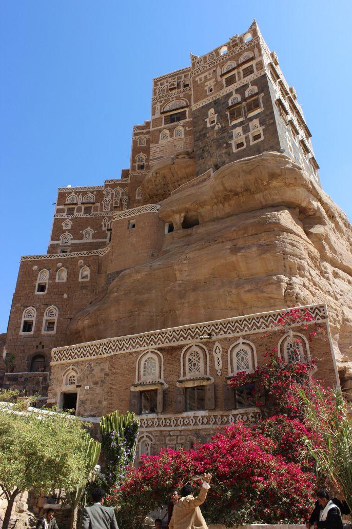 Dar al-Hajar- The Rock Palace, Yemen