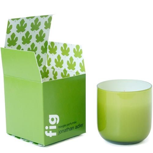 Jonathan Adler Scented Pop Candle | Fig | Green