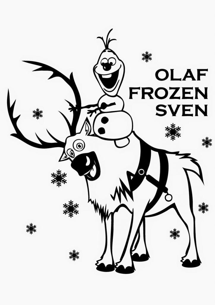 Ten Besser Olaf Malvorlage Eingebung 2020