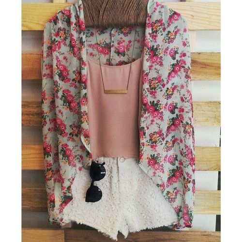 ♡ Clothes Casual Outift for • teens • movies • girls • women •. summer • fall • spring • winter • outfit ideas • dates • school • parties -Polyvore ♡