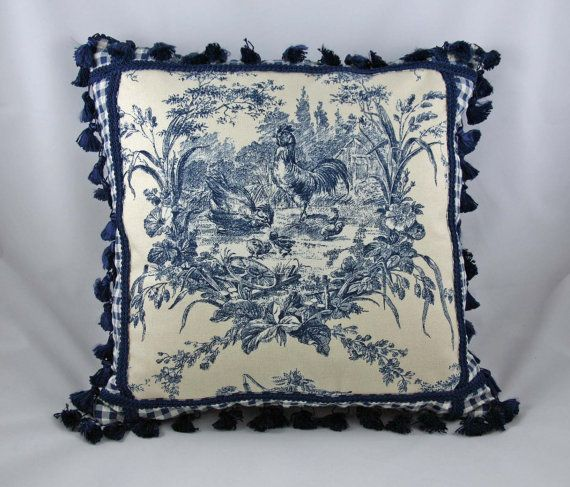 164 Best Toile House Images On Pinterest Canvases Toile