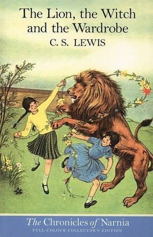 The Lion, the Witch and the Wardrobe, C.S. Lewis