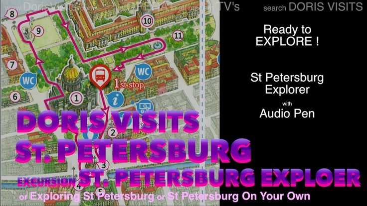 Big place. A lot going on. But tourists may arrive in St Petersburg which is on…