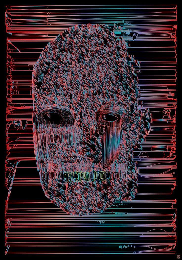 ZUEOKO360 #graphic #digital #digitalart #graphicart