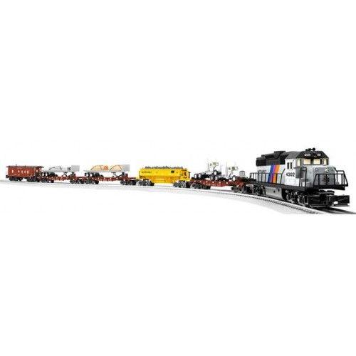 Lionel nj transit maintenance