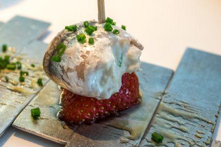 Arzak, San Sebastian, Spain - 3 Michelin stars and ranked in the World's Top 10 restaurants