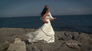 www.marbellavideos.com - English Wedding in Spain - Sunset Beach Club Wedding Video.  WEDDINGS IN SPAIN - GETTING MARRIED IN SPAIN - BENALMADENA WEDDING - COSTA DEL SOL - A Benalmadena Marbella Videos Production by Silverscreen Weddings Spain. Nichola & Brian celebrated their wedding in Sunset Beach Club, A big thank you to Kerry Vear-Smyth & Celebrations in Spain team for recommendation for Dougie Farrelly, Marbella Videos to record the wedding video.  Enquiries: weddings@marbellavideos.com