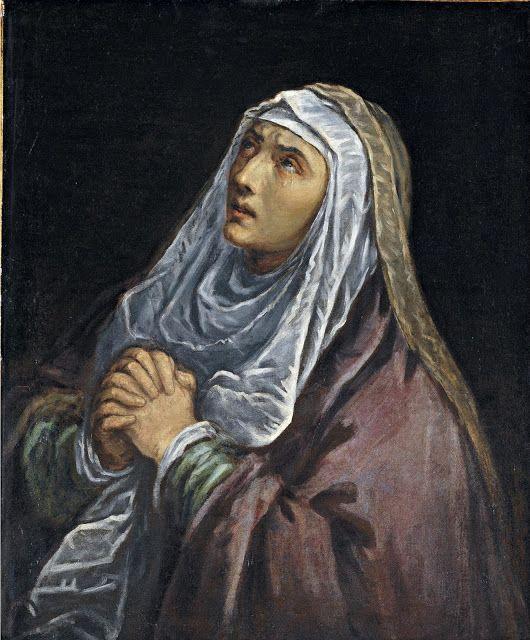 Μητέρα των θλίψεων (1580)