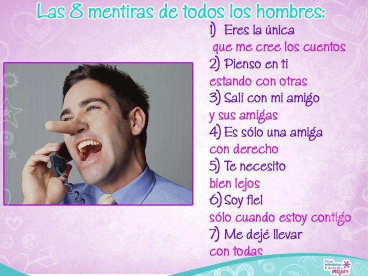 #Mentiras #Hombres #Falso #Pinocho