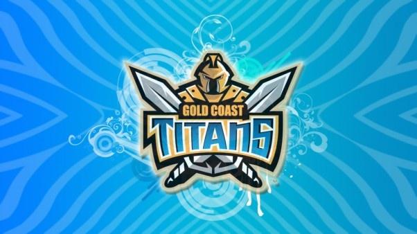 My rugby league team - Gold Coast Titans
