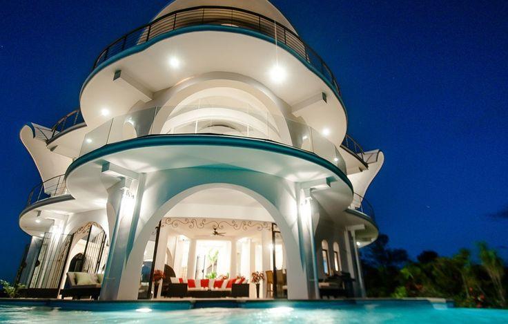 Casa Redonda | Nosara, Costa Rica - The Agency