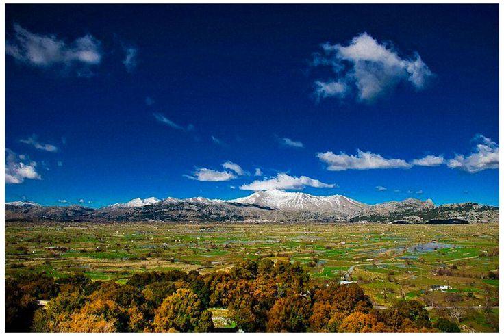 Greece Lasithi Plateau 2016