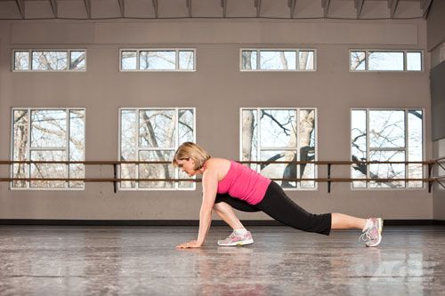 ACE Fit   Ab Exercises   Mountain Climbers