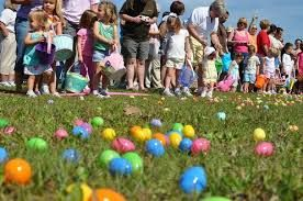 The Church Easter Egg Hunt Was Quickly Over -- Now What? - fun party ideas