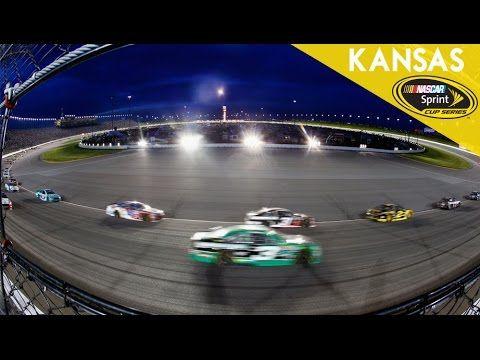 NASCAR Sprint Cup Series - Full Race - GoBowling.com 400 - Nascar News Videos