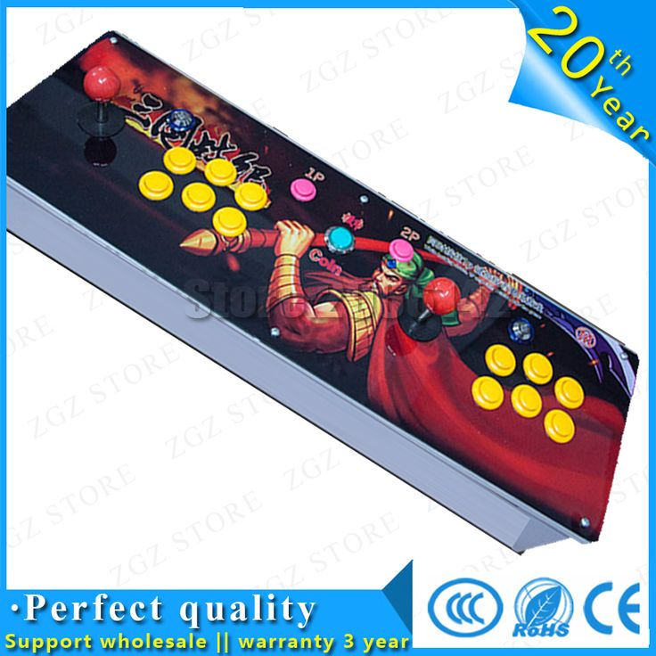 Like and Share if you want this  SANGUO 645 games Double game console/ Pandora's Box 4 arcade board machine/ joystick game controller/ VGA out put     Tag a friend who would love this!     FREE Shipping Worldwide   http://olx.webdesgincompany.com/    Get it here ---> http://webdesgincompany.com/products/sanguo-645-games-double-game-console-pandoras-box-4-arcade-board-machine-joystick-game-controller-vga-out-put/