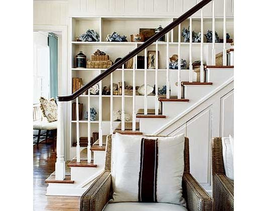 Stairs Built In Design Home And Garden Design Idea S