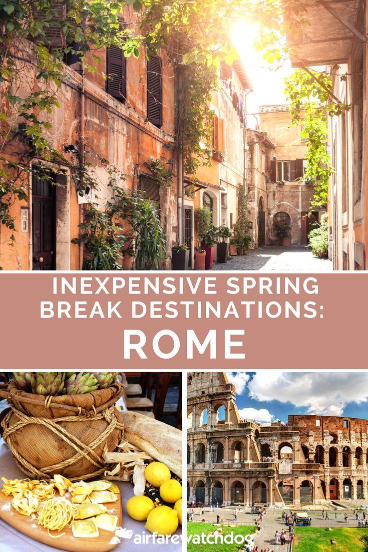 10 Cheap Trips for Spring Break 2018