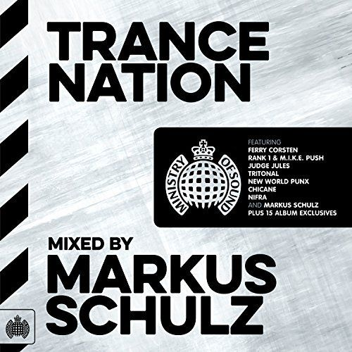 Marcus Schulz - Ministry Of Sound: Trance Nation