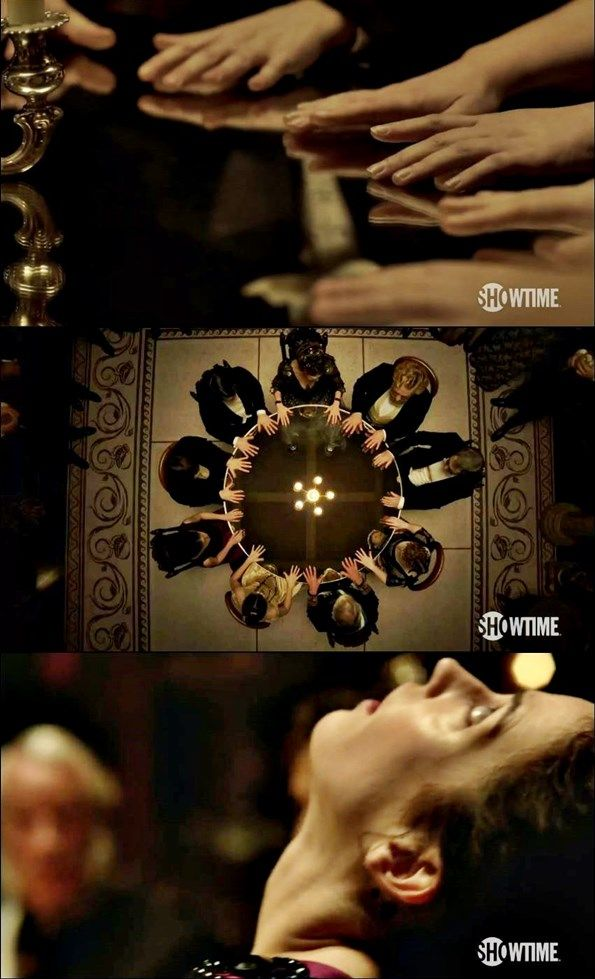 """Penny Dreadful Showtime 
