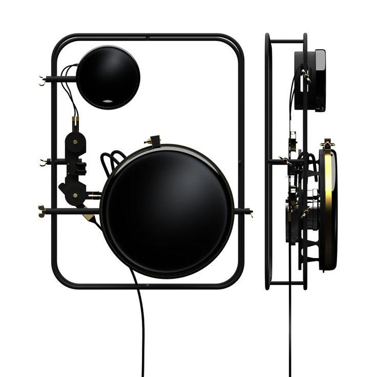 Dror Peleg / DIY loudspeakers