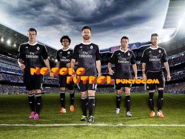 NoSoloFutbol 2.0: REAL MADRID 2014/2015