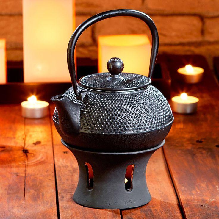 #Raumidee des Tages: Exotisches Flair, warme Decke und ein leckerer Tee. Perfekte Zutaten für jeden Winterabend! ► https://www.amazon.de/Rosenstein-S%C3%B6hne-Asiatische-Teekanne-Gusseisen/dp/B00OC26PQ0/?_encoding=UTF8&camp=1638&creative=6742&linkCode=ur2&qid=1483812262&s=kitchen&site-redirect=de&sr=1-6&tag=raumideen-21
